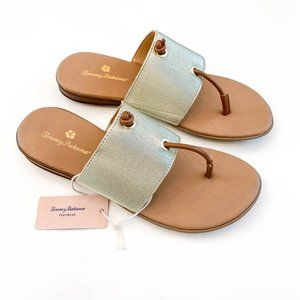 Tommy Bahama NWT Blanchey Thong Slide Sandals